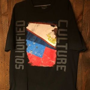 Other - Solidified Graphic T-shirt 4XL